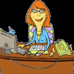 secretary-clip-art