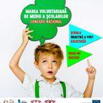 Marea Voluntariadă de Mediu a Şcolarilor